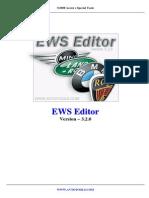 EWS Editor 320 Eng
