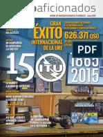 Radioaficionados Revista URE Julio 2015