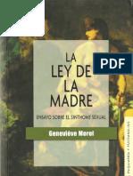 La Ley de La Madre [Geneviève Morel]