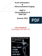5-2015 Ortho Power Point Part 8 -  x-ray review #1.ppt