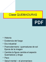 Clase Quemaduras (2)