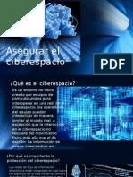 asegurar el ciberespacio