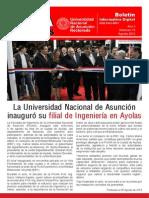 UNA Noticias Vol 19-Agosto 2015