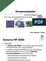 Sistema Mp 8085
