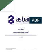 ASBANC - Estudio de Comisiones Bancarias
