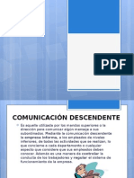Comunicacion Ascendente y Descendente