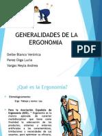688 GENERALIDADES DE LA ERGONOMIA