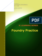 IC Learning Series 2012 - Foundry Practice