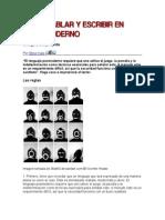 Cómo Hablar y Escribir en Posmoderno.doc