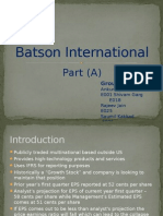 Batson International