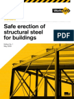 Safe Construction of Steel Buildings