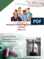 New 0-KPS Penilaian Kinerja Staf Prof Lainnya