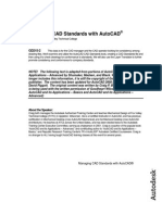 AUGI - Managing CAD Standards With AutoCAD