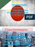 Perindustrian di Jepun pada abad ke-19 dan 20.pptx