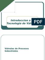 Valvulas de Procesos Industriales