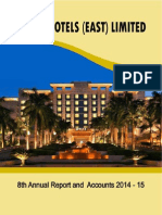 AHE Annual Report 2014-15