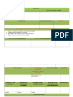Formato Planeacion Secuencia de Aprendizaje 2015-16