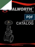 Catálogo Cast Iron Valves