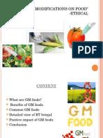 genetic food