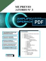 amplificadores Operacionales