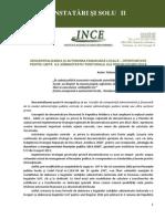 Descentralizarea Si Autonomia Fin.locala