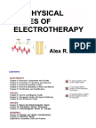 [Alex Ward] Biophysical Bases of Electrotherapy