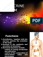 Endocrine System Ch.24