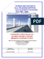 Bridge COnstruction Manual_ISO