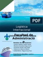 Transporte marítimo para la Importación de Mercancía