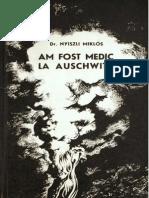 238301448 Am Fost Medic La Auschwitz Nyszli Miklos
