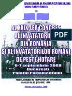 Buletinul Congresului AGIRo 2008