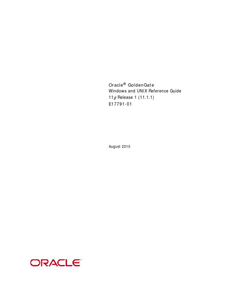 Oraclegg part3 trouble   oracle database   troubleshooting.