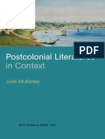 Sheikh Tahir-Book Review-Julie Mullaney-Postcolonial Literatures in Context (2010).pdf