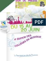 DdP College Musique 2015