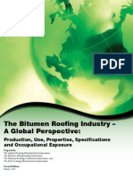A Global Perspective for Roofing Bitumen