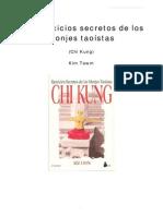 541) Tawm Kim - Ejercicios Secretos De Los Monjes Taoistas+[1] Copy