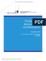 The Big Picture_ Decision Making and Globalization