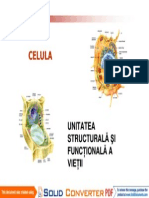 CitoLogie - structura