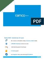 Ramco HCM Solution