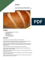 Domaci Kruh s Kvascem