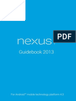 Google Nexus 7 2013 User Manual