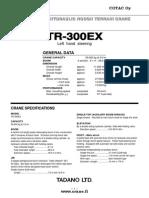 Tadano TR 300 EX
