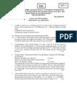 Rr 321401 - Principles of Machine Design