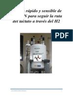 aplicación biológica de RMN