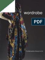 Word Robe