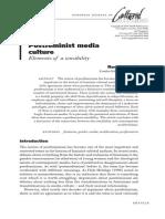 Postfeminist Media Culture
