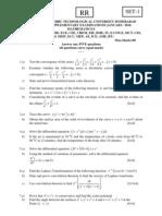 Rr10102 Mathematics i