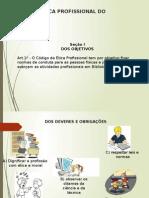 Código de Ética Profissional Do Bibliotecário