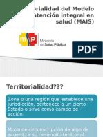 Territorialidad Del Modelo de Atención Integral en Salud Point