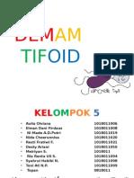 5 demam tifoid